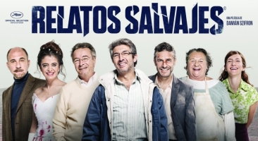 Relatos salvajes (2014) DVD *A. Latino*